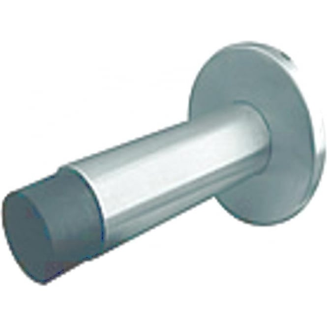 Frelan Hardware JPS07 Polished Stainless Steel Projecting Cylinder Door Stop