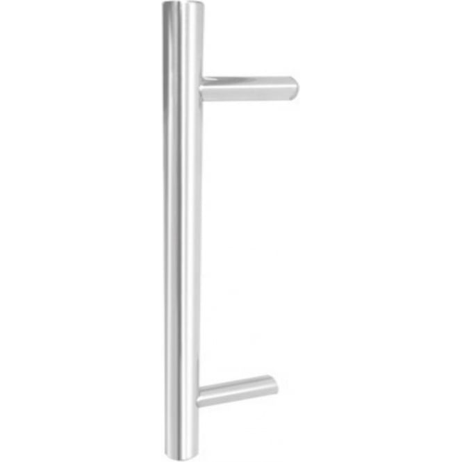JPS112 Polished Stainless Steel T Bar Cabinet Pull Handle