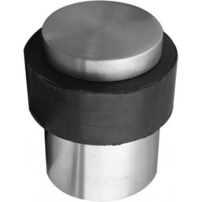 JSS06 Satin Stainless Steel Cylinder Door Stop