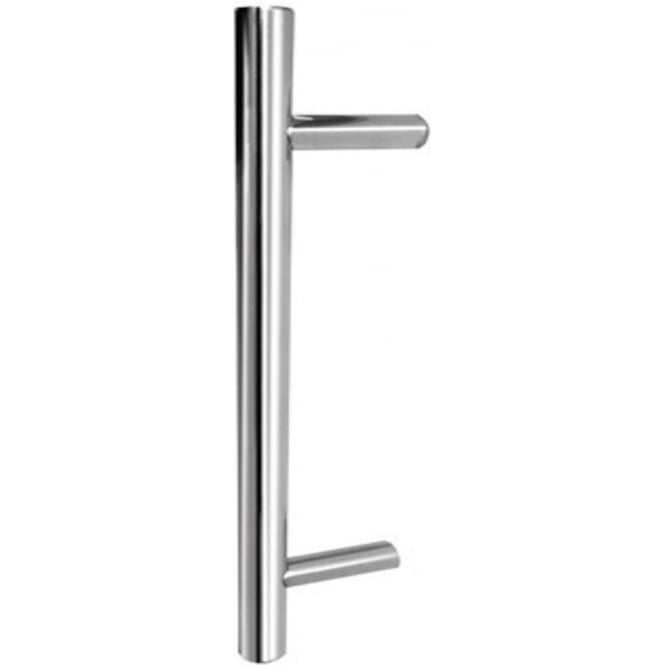Frelan Hardware JSS114 Satin Stainless Steel T Bar Cabinet Pull Handle