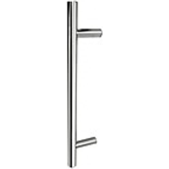 JSS219 Satin Stainless Steel Guardsman Pull Handle