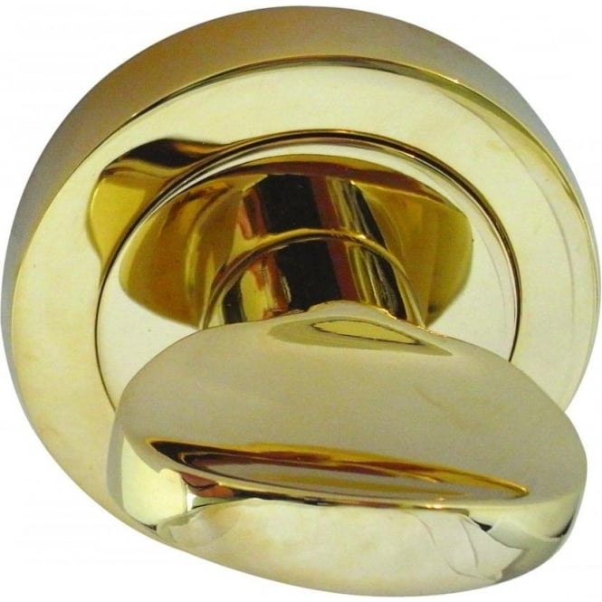 JV421PVD Brass WC Turn And Release With Indicator