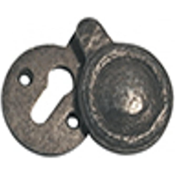 Frelan Hardware PEW42 Antique Pewter Covered Escutcheon