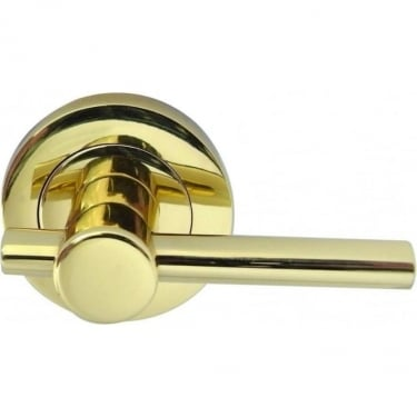Polished Brass WC Easy Turn And Release With Indicator (JV2888PB)