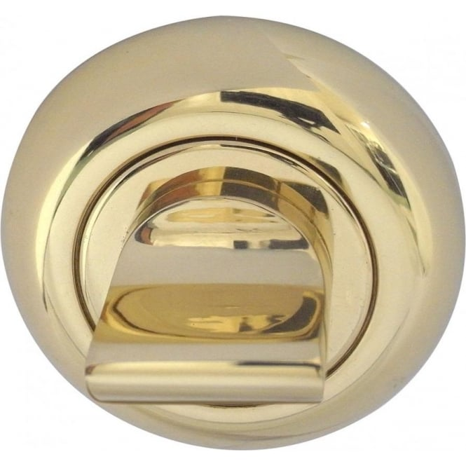 Frelan Hardware Polished Brass WC Turn And Release (JV701PB)