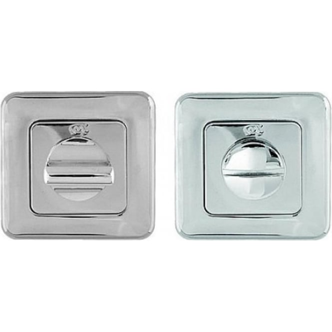 Frelan Hardware Polished Chrome WC Turn And Release (JV5006PC)