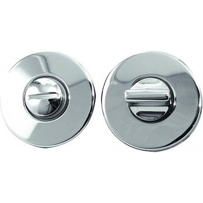 Frelan Hardware Polished Chrome WC Turn And Release (JV576PC)