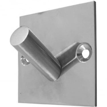 Polished Stainless Steel Single Robe Hook (JPS901A)