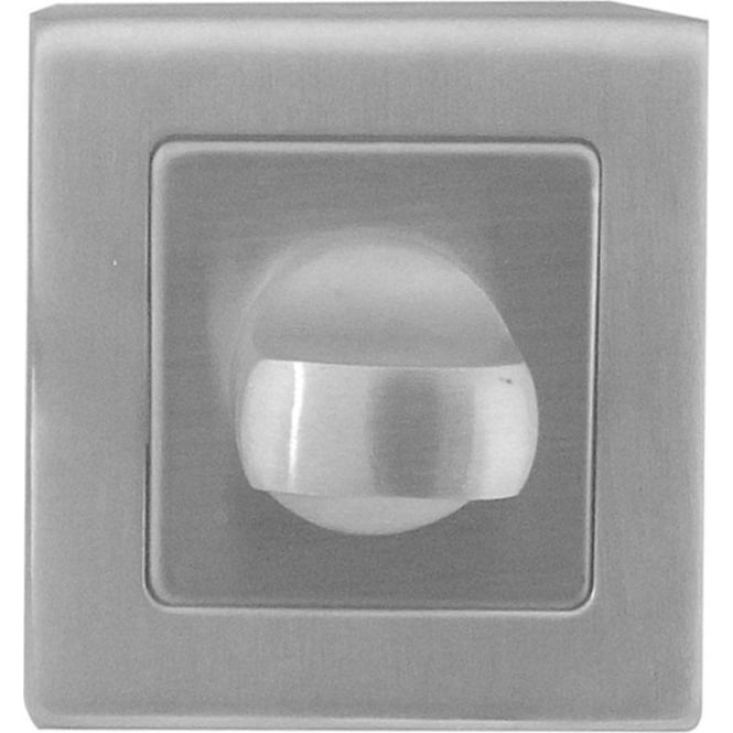 Frelan Hardware Polished Stainless Steel WC Square Turn And Release (JPS54)