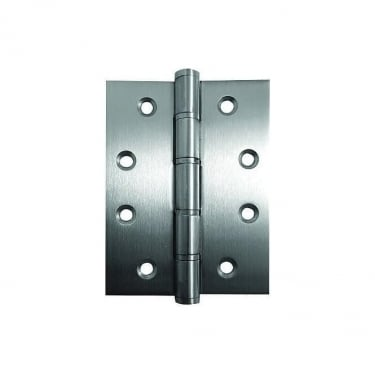 Satin Stainless Steel 102 x 76mm Washered Hinge