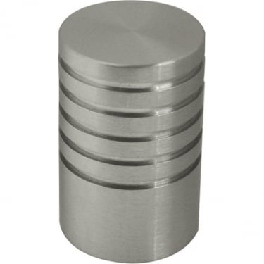 Satin Stainless Steel Cabinet Knob (JSS931)
