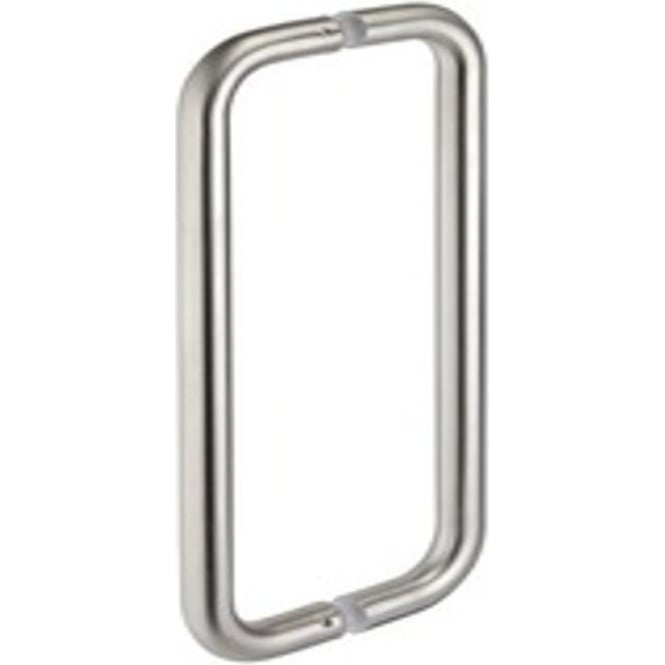Frelan Hardware Satin Stainless Steel D Shaped Pull Handle (JSS123)