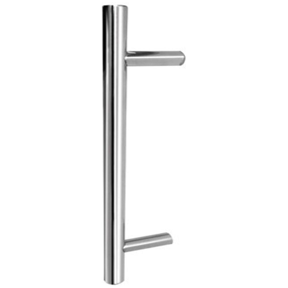 Frelan Hardware Satin Stainless Steel Jss112 T Bar Cabinet