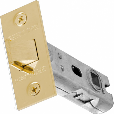 75mm ES Brass Tubular Mortice Latch