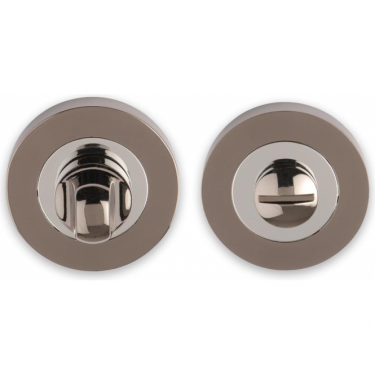Premium Black Nickel PCP/BNP Bathroom Turn & Release (ESC.BATH.PCP/BNP)