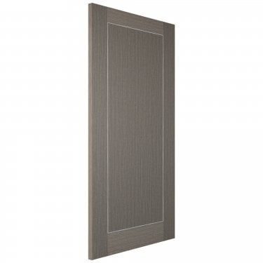 Internal Chocolate Grey Fully Finished Inlay FD30 Fire Door (CHGINLAY1PFC)