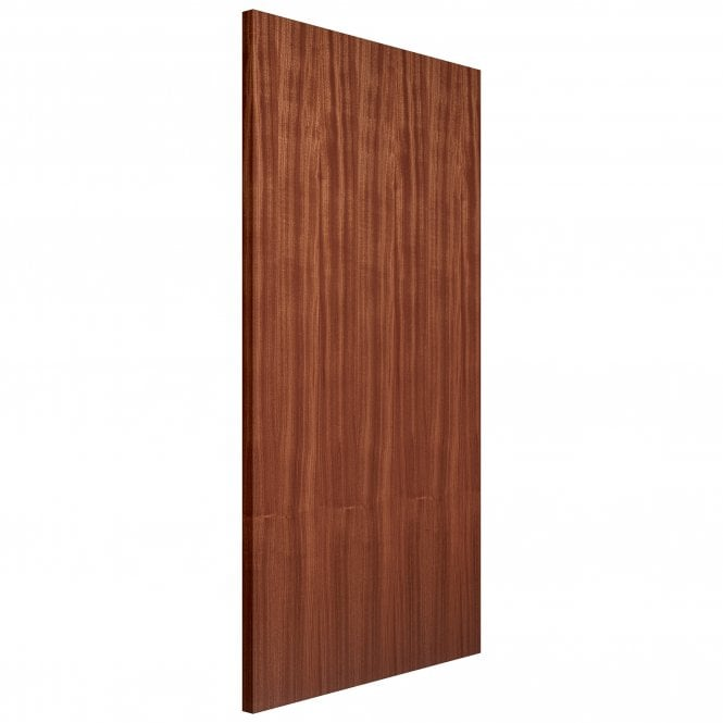 JB Kind Doors Internal Fully Finished Veneered Sapele Flush FD30 Fire Door