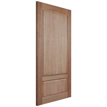 Internal Hardwood Unfinished Worthing Door (WORHWD)