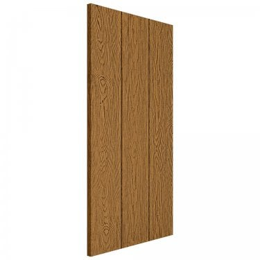Internal Hickory Oak Fully Finished Galway FD30 Fire Door (EMBGALHICFC)