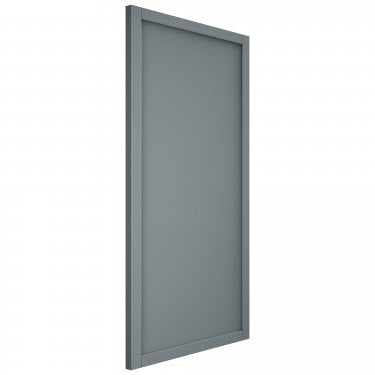 Internal Matt Grey Fully Finished Slim-Line 1P Door (GRSHAK1P)