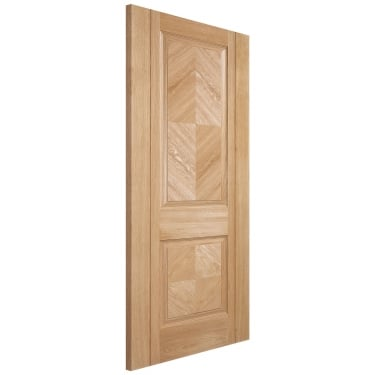 Internal Oak Fully Finished Madrid Door (MADOAK)