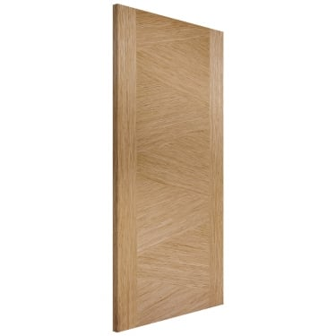 Internal Oak Fully Finished Zeus FD30 Fire Door (OZEUSFC)