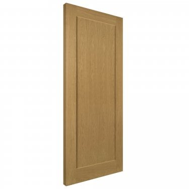 Internal Oak Unfinished Walden Solid FD30 Fire Door (NM5F/DUNX)