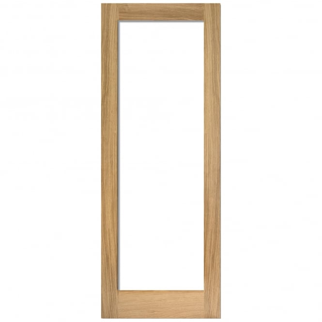LPD Doors Internal Oak Unglazed Pattern 10 Door