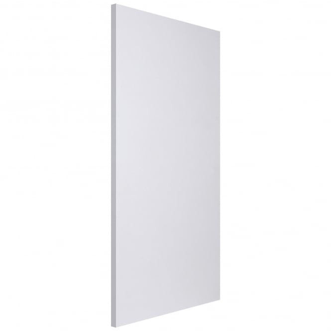Internal Paint Grade Premium 44mm White Primed Plywood Flush FD30 Fire Door