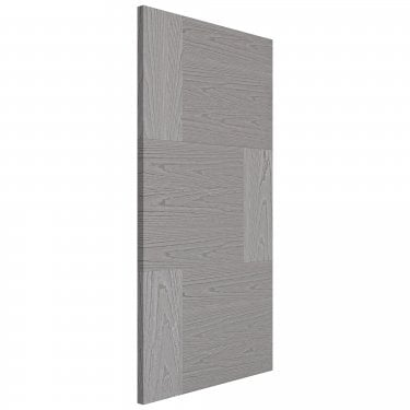 Internal Pearl Grey Fully Finished Seis FD30 Fire Door (SEIGREFC)