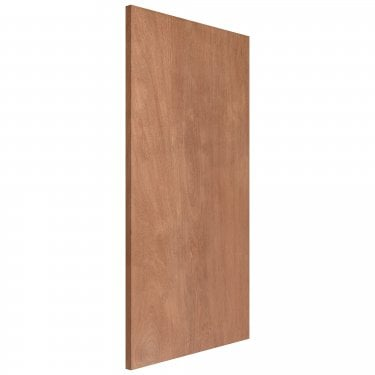 Internal Plywood Unfinished Paint Grade Flush FD60 Fire Door (K1HR)