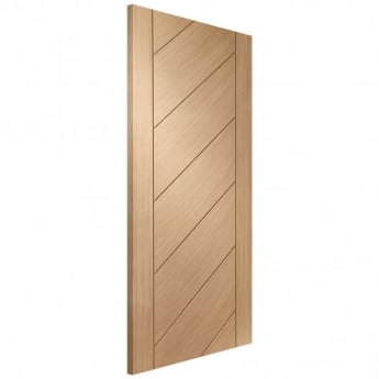 XL Joinery Internal Pre-Finished Oak Monza Fire Door