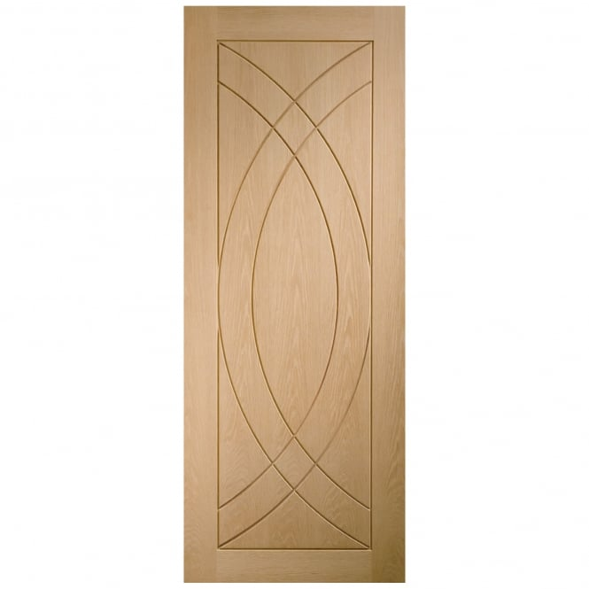 XL Joinery Internal Pre-Finished Oak Treviso Door