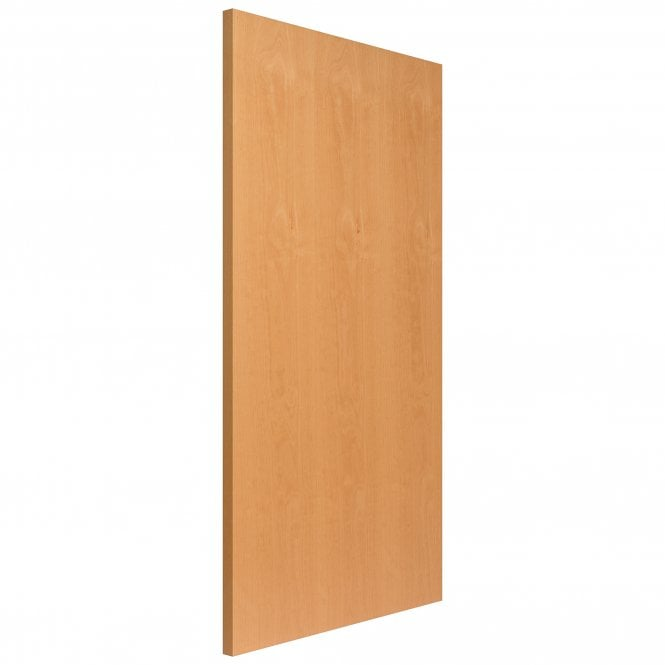 JB Kind Internal Pre-Finished Veneered Beech Flush FD30 Fire Door