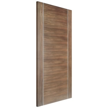 Internal Walnut Fully Finished Alcaraz FD30 Fire Door (ALCWALFC)