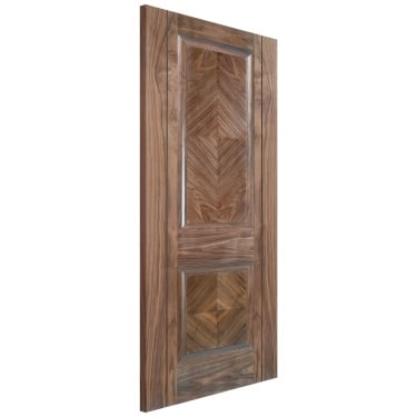 Internal Walnut Fully Finished Madrid Door (MADWAL)