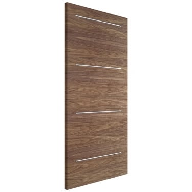 Internal Walnut Fully Finished Murcia FD30 Fire Door (WALMURFC)