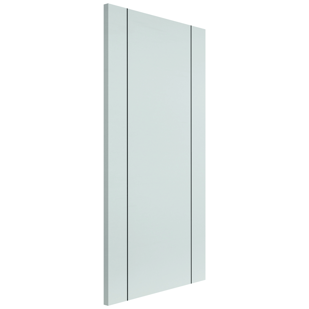 Jb Kind Internal White Pre Finished Parelo Door Leader Doors