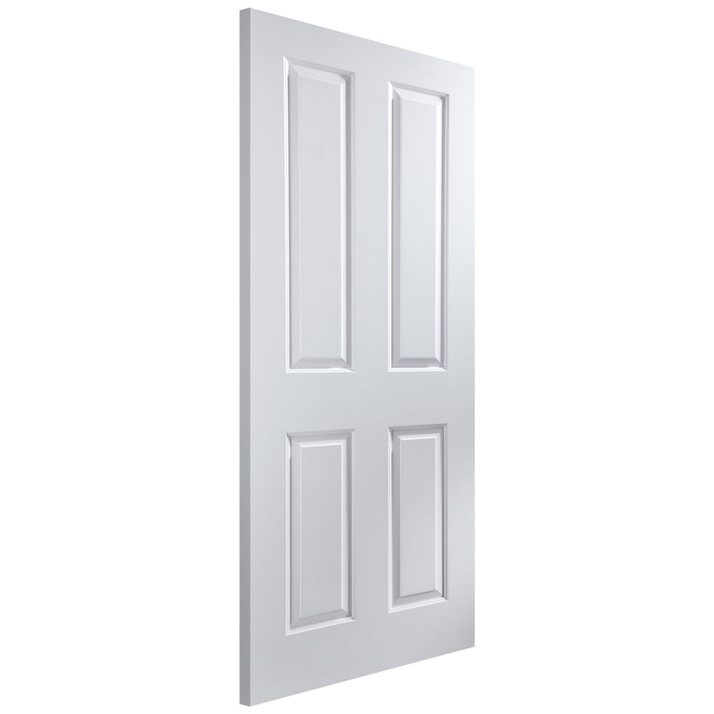 Jeld Wen Internal White Moulded Unfinished Atherton Door