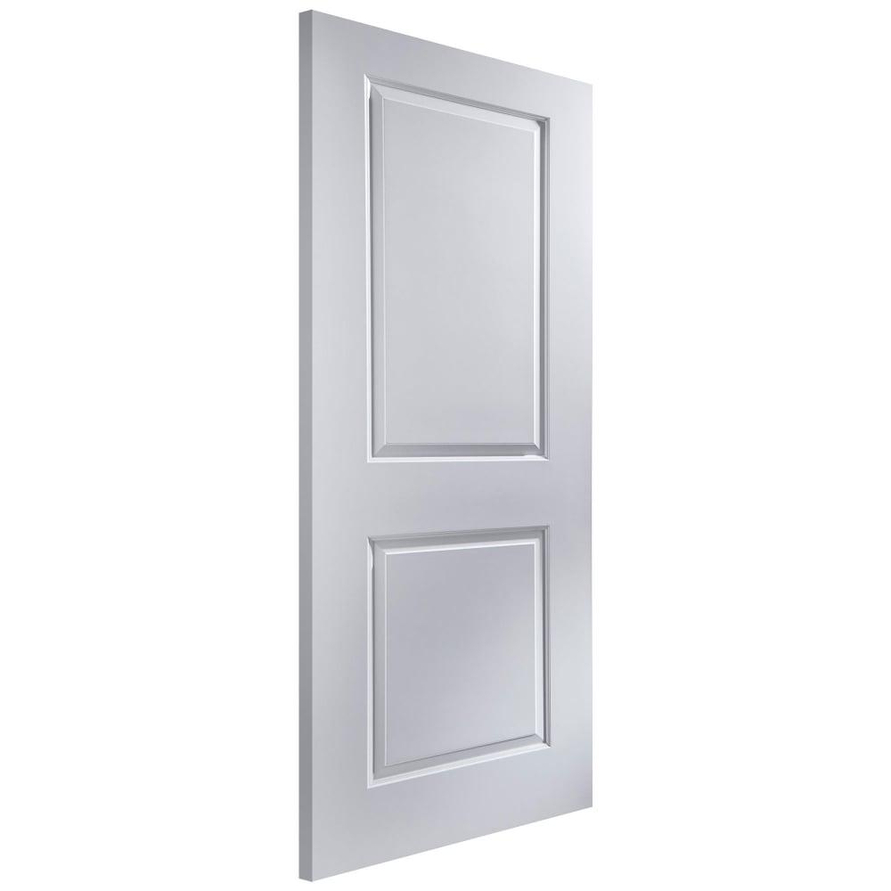 Jeld Wen Internal White Moulded Unfinished Cambridge Door