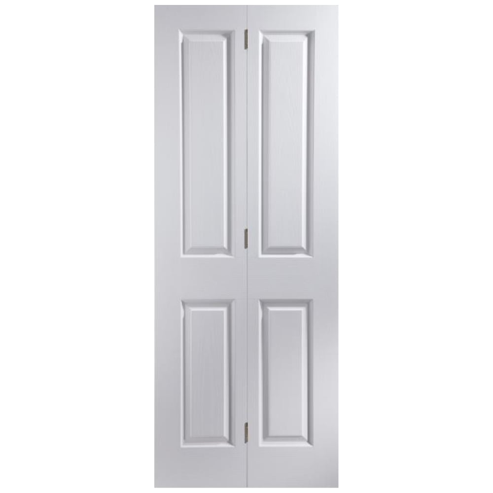 Jeld Wen Internal White Moulded Unfinished Oakfield Door