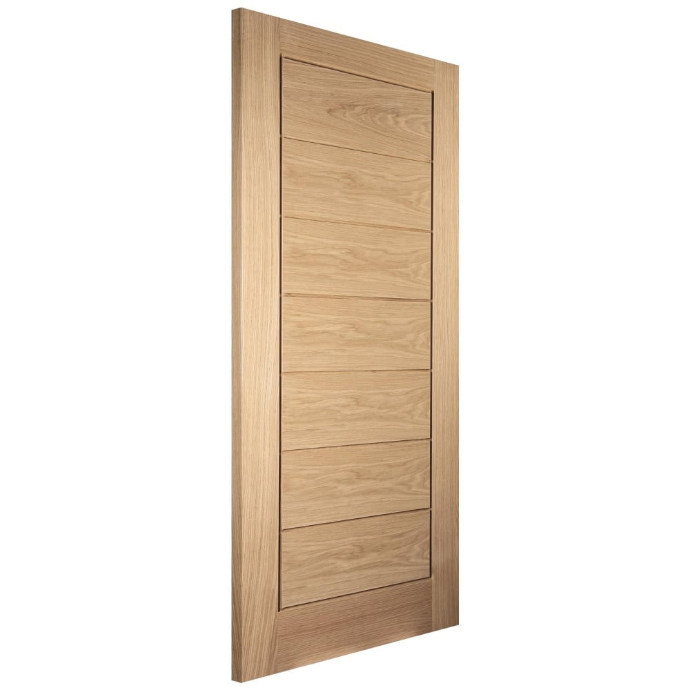 Jeld Wen Internal White Oak Unfinished Oregon Cottage Door