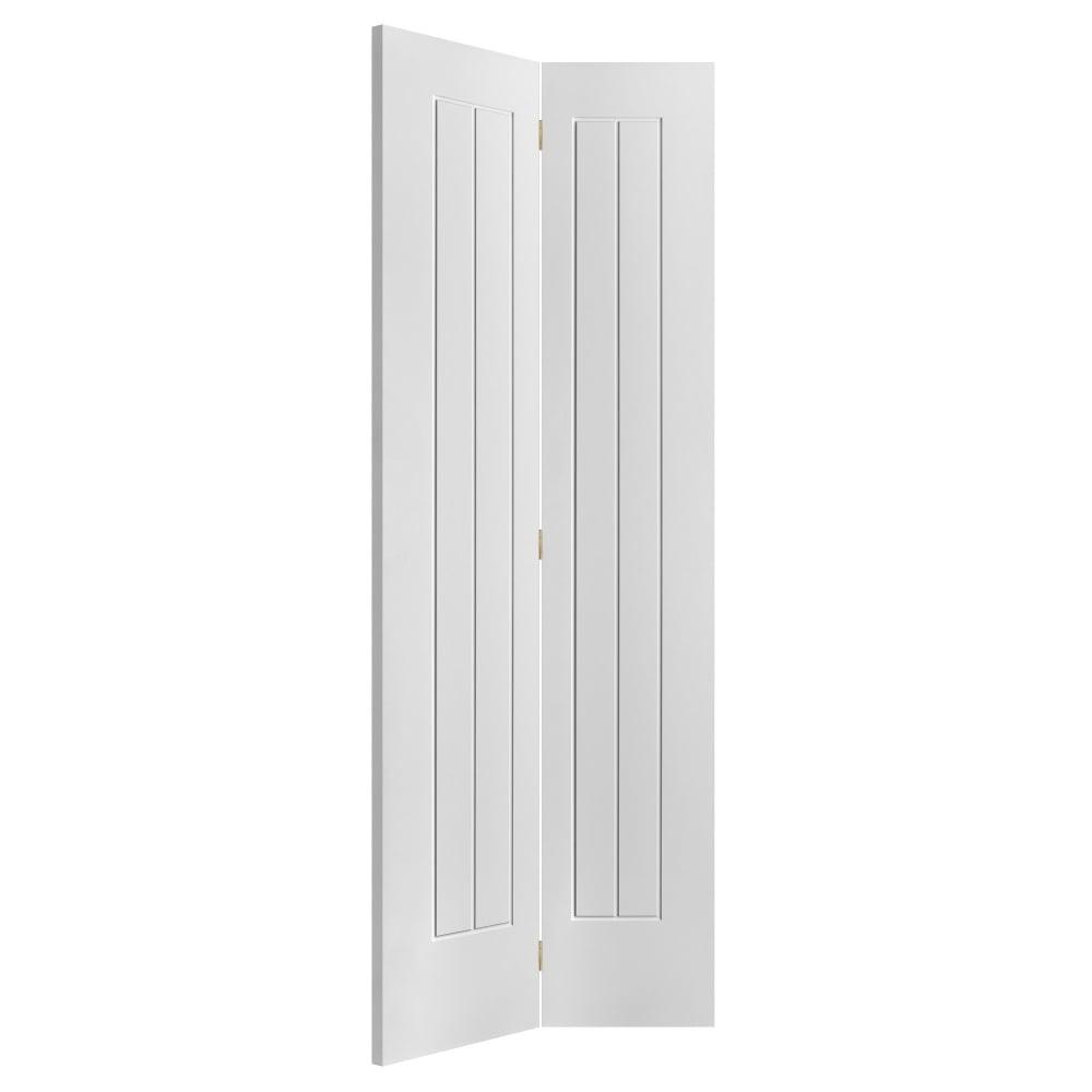 Liberty Internal White Primed Cottage Door Leader Doors