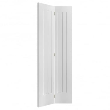 Internal White Primed Cottage Bi-Fold Door (IWPBFSUF)