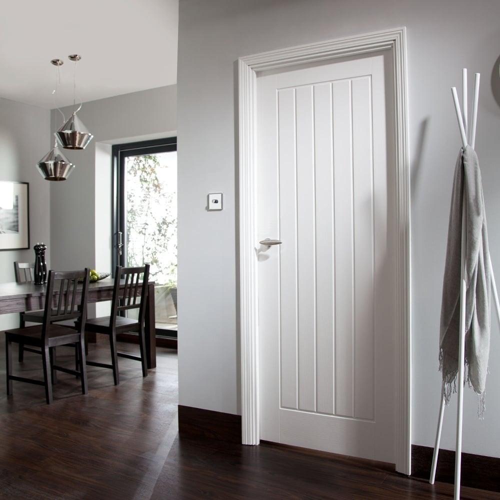 jeld wen internal white primed cottage door leader doors rh leaderdoors co uk cottage doors internal cottage style doors interior