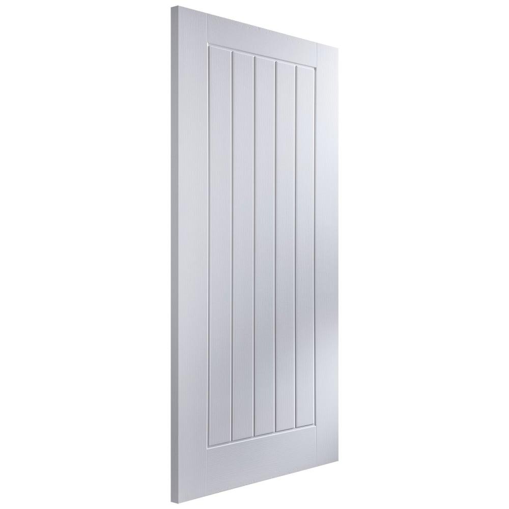 Internal White Primed Cottage Door (PRIFL)
