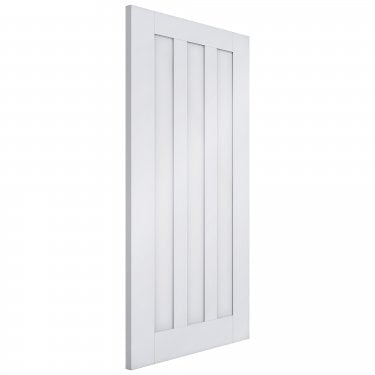 Internal White Primed Idaho FD30 Fire Door (WFIDAHOFC)