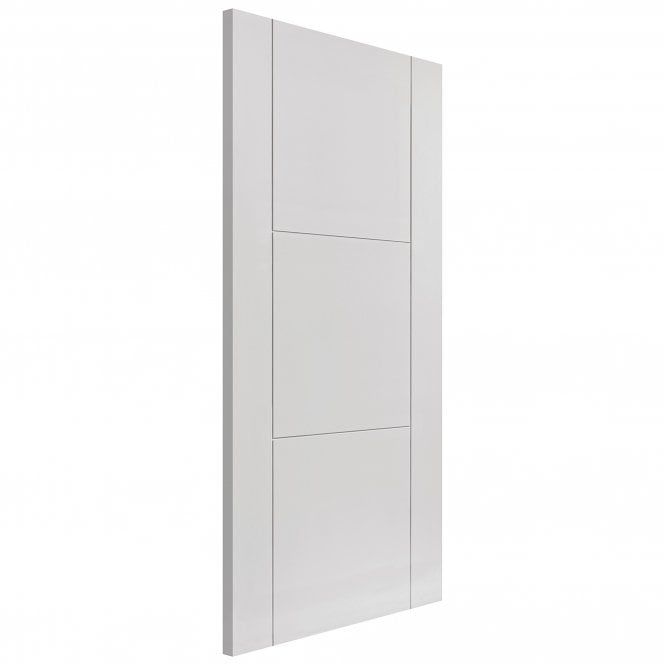 JB Kind Internal White Primed Limelight Mistral Door