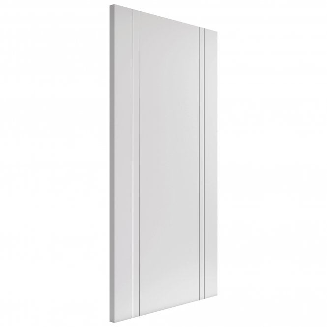 JB Kind Internal White Primed Limelight Novello Door