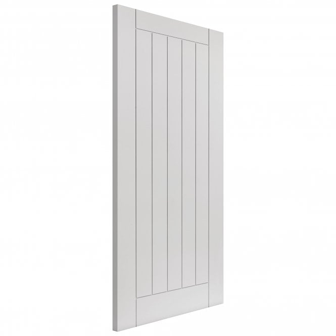 JB Kind Internal White Primed Limelight Savoy FD30 Fire Door